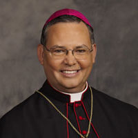 Bishop Nevares of Diocese of Phoenix